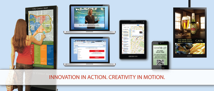 Digital Out Of Home Advertisings | X-Factor Communications